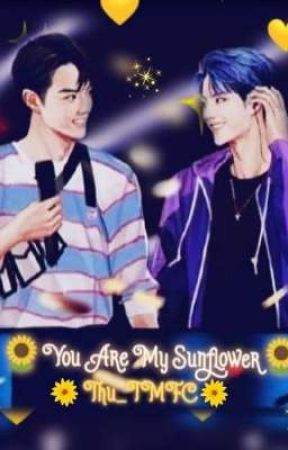 You are my Sunflower🌻💛 by Thu_TMFC