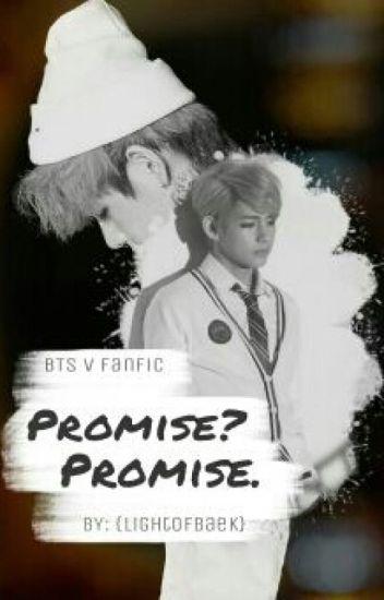 「Promise? Promise.」