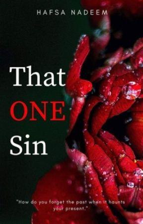 That One Sin by HafsaNadeem003