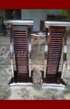 Tlp/WA : 085 290 206 219, Contoh Mimbar Masjid Terbaru Desain Furniture Modern by gelashabil5