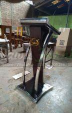 Tlp/WA : 085 290 206 219, Podium Kayu Jati Furniture Best Seller by postingku150