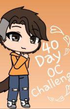 《40 Day OC Challenge》 by eg_1223