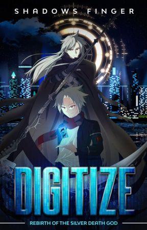 Digitize: Rebirth of the Silver Death God by ShadowsFinger