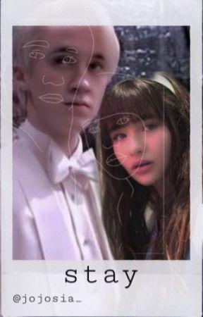 Stay; Draco Malfoy by Jojosia_