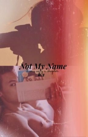 Not my name-h.s  by vodkastraignogay