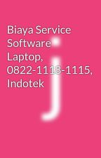 Biaya Service Software Laptop, 0822-1118-1115, Indotek by JasaInstalMicrosoft