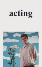 acting | morrissey  by vivaluv