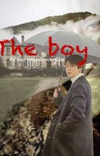 The boy by Ackermanloveylle