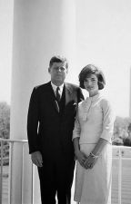 Mr and Mrs Kennedy by historygeek123