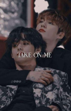 Take on me 𝙏𝘼𝙀𝙆𝙊𝙊𝙆 by CHAOTICSHREK