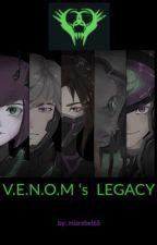 V.E.N.O.M 's Legacy by miarebel65