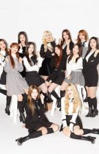 Stuck  { A Loona vampire AU } by OliviasWatermelon16