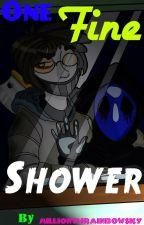 One Fine Shower ~ Ticci Toby x Eyeless Jack (Creepypasta) by MillionthRainbowSky