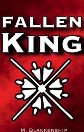 Fallen King by RenegadeDrummer