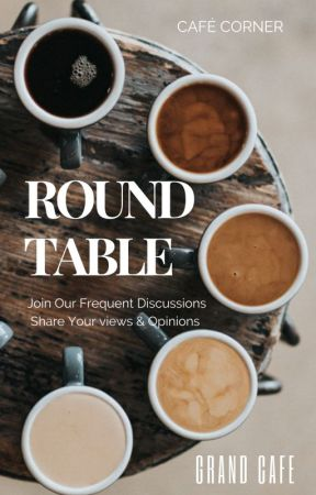 Grand Cafe Round Table by GrandCafeCorner