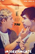 Let me help you ~ Niam by imsorryimlate