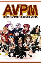 A Very Potter Musical by TrexYoutube
