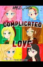COMPLICATED LOVE (Rainbow Dash x Catra x Marceline) by APPLE-_-DASH