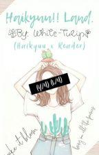 Haikyuu!! Land(Aobajosai x reader) by White-Tulip
