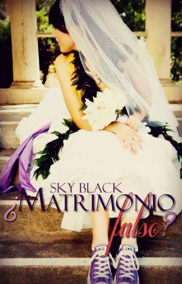 ¿Matrimonio falso? © #Wattys2015