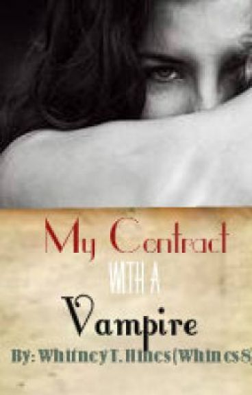 My Contract With A Vampire by Whines8