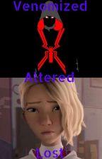 Venomized. Altered. Lost. - Gwen Stacy X Male reader  by DarkotheMapper