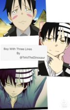 Boy With Three Lines (A Reader x Death the kid fanfic) [Complete] by KuroTheKat