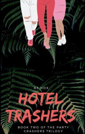 Hotel Trashers by Jonaaaa