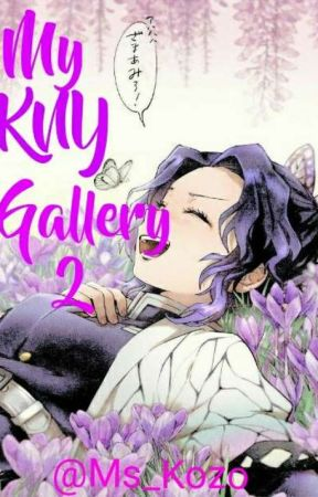kimetsu no yabai gallery book two  by Ms_kozo