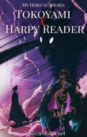 My Hero Academia Tokoyami x Harpy reader by JessicaMGarcia4