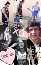 My Brother's Best Friend( Ben Bruce Fanfiction) by motvonlessvnwhvte