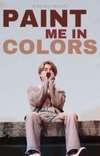 Colors ·minjoon au· by Welp_Jimin
