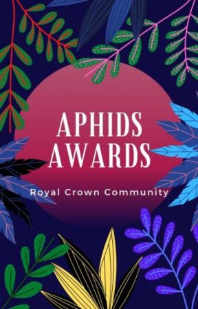 The Aphids Awards 2020 by TheRoyalCrowns