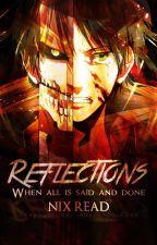 Reflections  (Shingeki No Kyojin / Attack On Titan One Shot) by Utaimasu