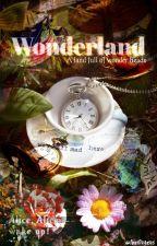 Wonderland - The Land full of wonder heads by XxNightWolfmarexX
