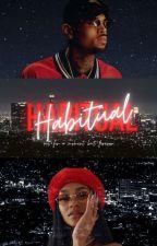 Habitual | CB (feat. JB) | by auradrws