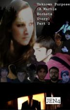 Unknown Purpose (A Marble Hornets Story) Part 2 by JEN4216