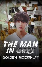 The Man In Grey | Kim Taehyung by GoldenMockinjay