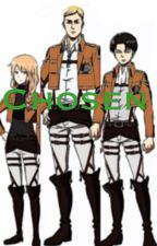 Levi x Reader/Kusaki ||| Chosen by claudiagon13