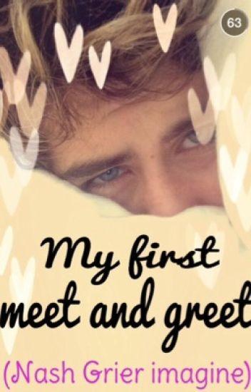 My first meet and greet nash grier imagine breannaosterman wattpad my first meet and greet nash grier imagine m4hsunfo