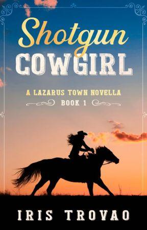 Shotgun Cowgirl [18+] [LIMITED RELEASE] by ESHurricane