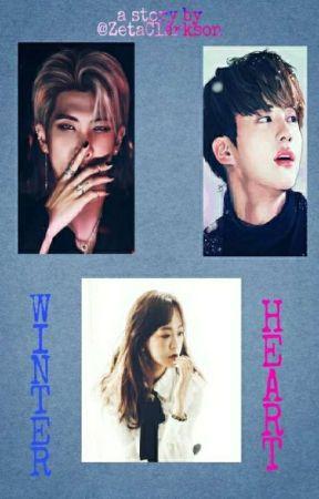 WINTER HEART (NamJoon x Sejeong x Jin) by Arzeta_02