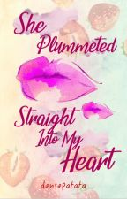 She Plummeted Straight Into My Heart by densepatata