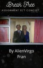 Break Free - Assignment 6 alternate ending concept by AlienVirgo