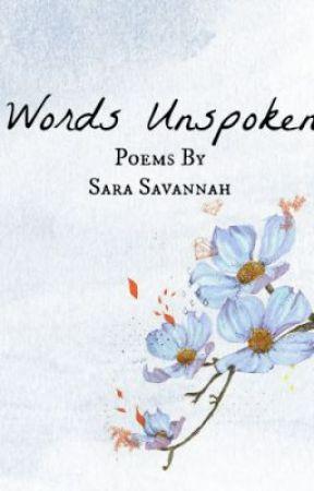 Words Unspoken by SolemnlySara