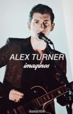 sweet things ↠ alex turner imagines by -inundertow
