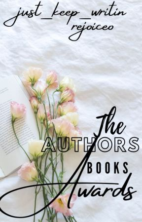The Authors Books Awards by rejoiceo