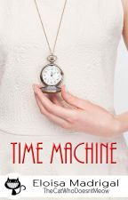 Time Machine (On-hold. ^_^V ) by TheCatWhoDoesntMeow