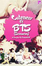 CUTENESS OF BTS by DoubleADR
