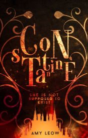 Constantine: Daughter of War by MissBookNut